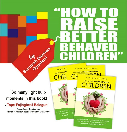 How To Raise Better Behaved Children